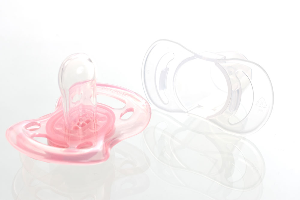 Philips Avent Freeflow MyPacifiers, symmetrical, silicone, size 1