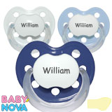 Baby-Nova, orthodontic, latex size 2