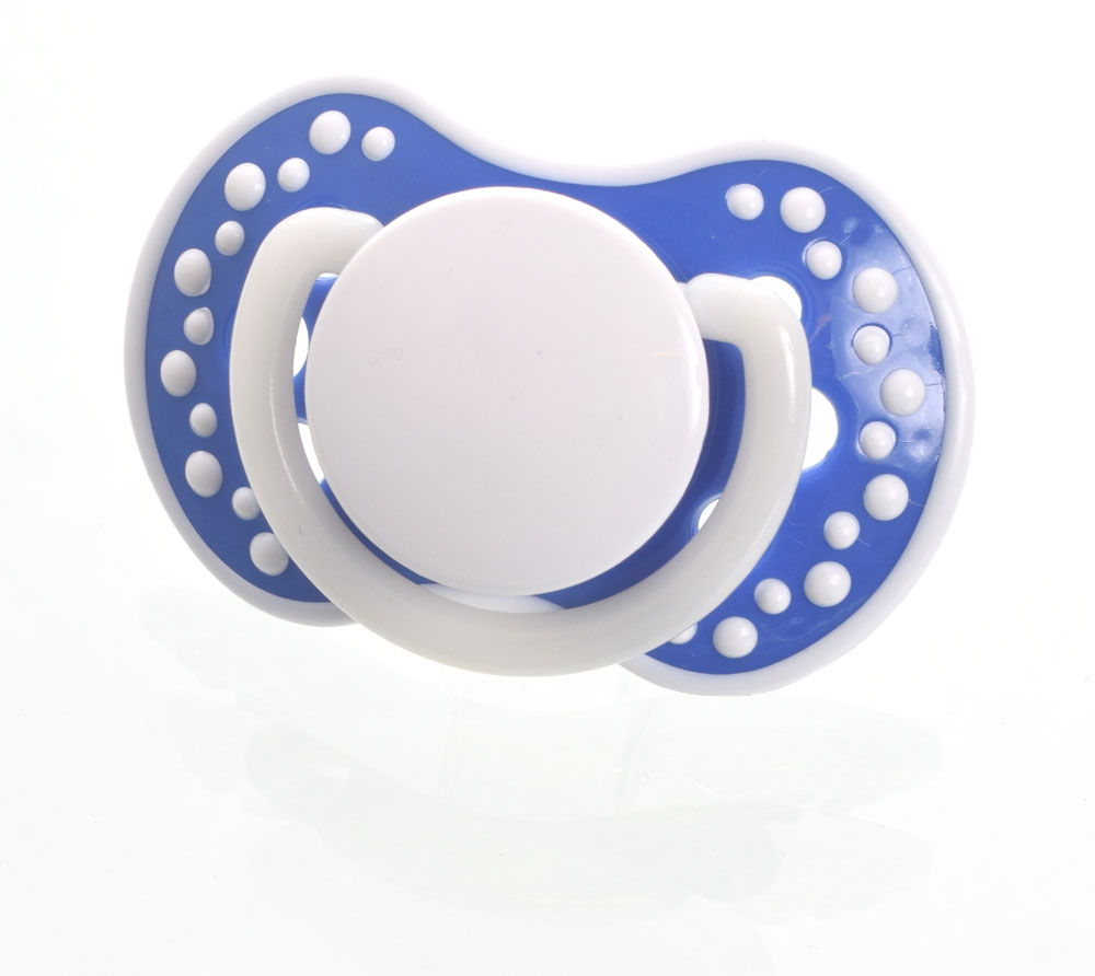 Lovi Night MyPacifiers, symmetrical, silicone, size 1