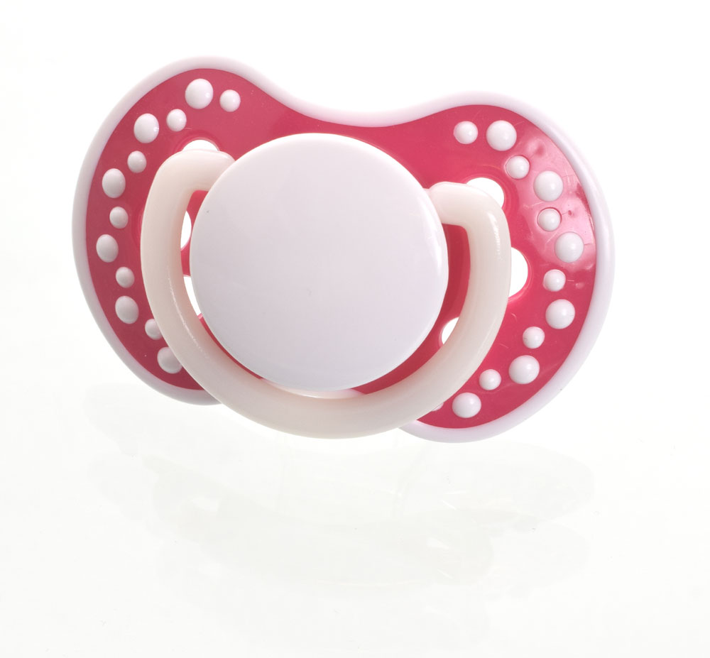Lovi Night MyPacifiers, symmetrical, silicone, size 3