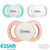 Esska Happy, symmetrical, silicone size 1