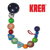 Krea pacifier holder with animals