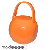 Maxibaby Cube pacifier box, orange