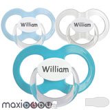 Maxibaby Air, symmetrical, silicone size 2
