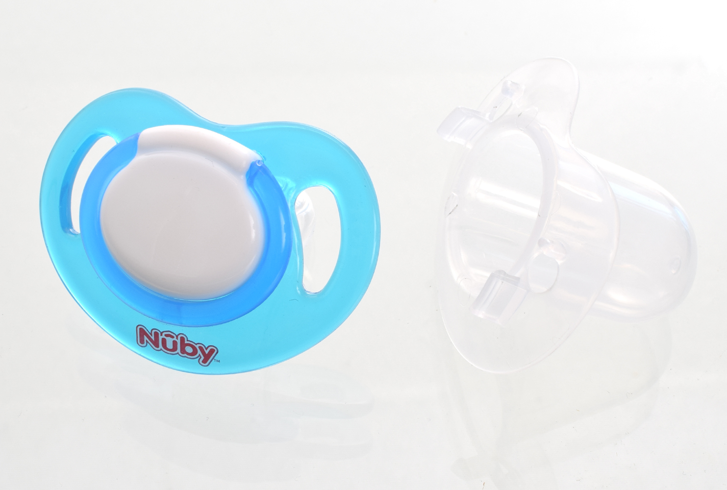 Nûby Classic MyPacifiers, orthodontic, silicone, size 2