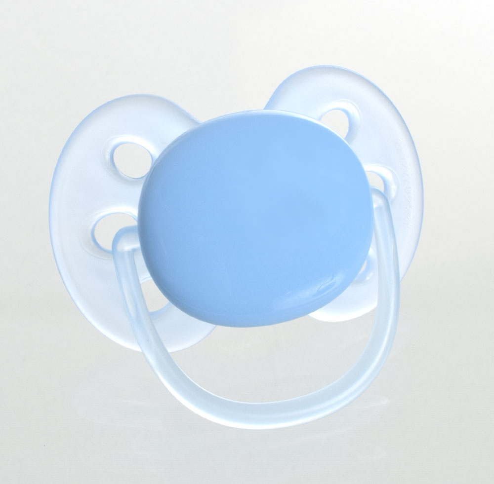 Philips Avent Ultra Soft MyPacifiers, symmetrical, silicone, size 1