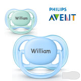 Philips Avent Ultra Air, symmetrical, silicone size 1