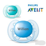 Philips Avent Ultra Soft, symmetrical, silicone size 2