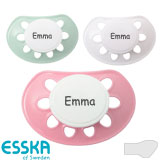 Esska Classic, orthodontic, silicone size 2