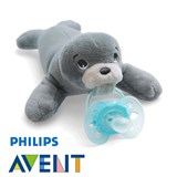 Philips Avent ultra soft snuggle, seal