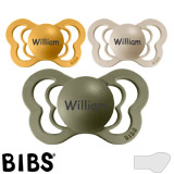 BIBS Couture MyPacifiers, orthodontic, latex, size 2